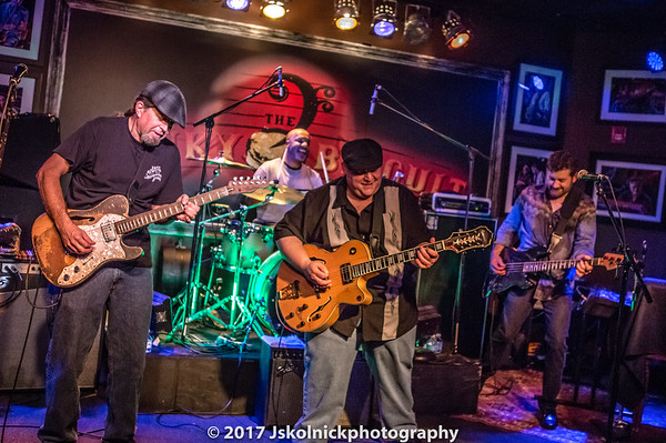 1/18/17 Tab Benoit and JP Soars plus the Band Cory and Jelly Bean