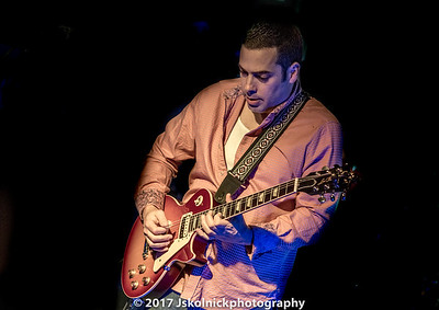 1/20/17 Albert Castiglia at the Funky Biscuit