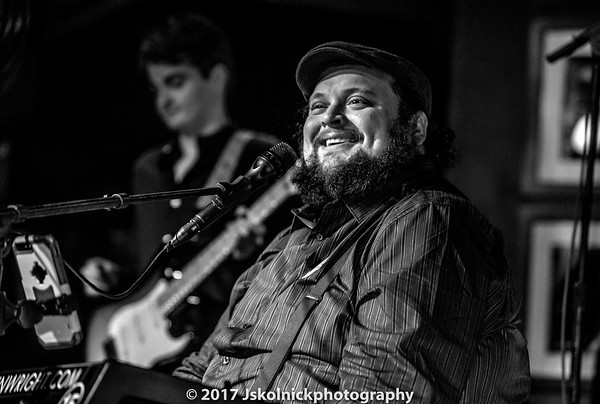 1/7/17 Victor Wainwright and Train at the Biscuit focus on Victor