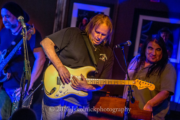 2/17/17 Walter Trout at the Funky Biscuit