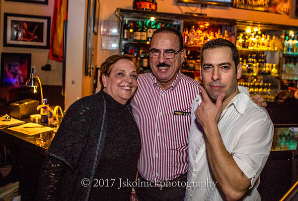 2/18/17 Albert Castiglia at the Funky Biscuit opening for Sonny Landreth