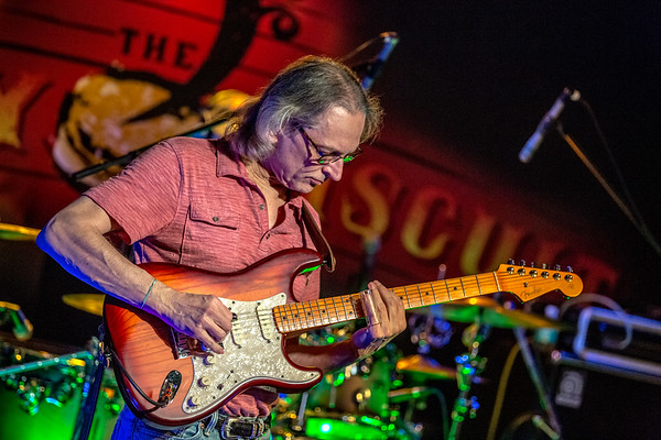 2/18/17 Soundcheck Sonny Landreth at the Funky Biscuit