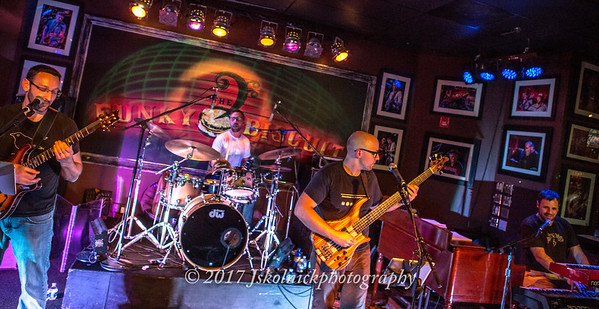 2/25/17 7 Below at the Funky Biscuit