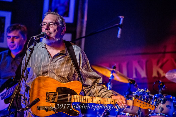 3/16/17 David Bromberg Quintet at the Funky Biscuit