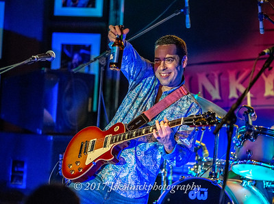 3/4/17 Albert Castiglia at the Funky Biscuit