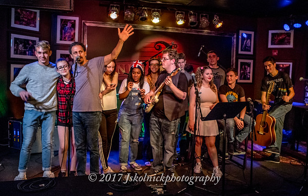 3/6/17 Coral Springs Music School at the Funky Biscuit
