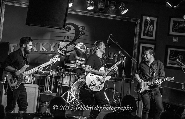 3/8/17 Devon Allman Band at the Funky Biscuit