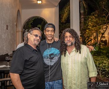 Ray Durso, Greg Howe, Drew Preston, Funky Biscuit 6/28/18