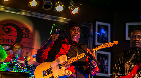 10 /5/15 Mon Jam at The Biscuit Joey Gilmore set