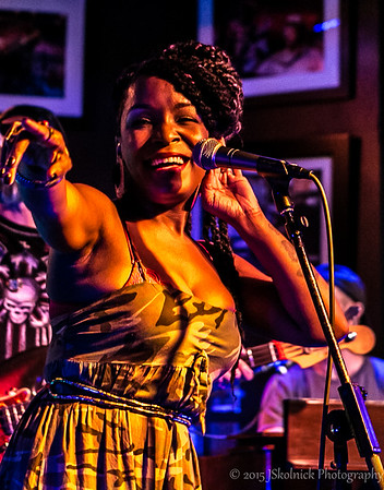 10/5/15 Mon Jam at Biscuit feat. Kat Riggins with House Band Mark Telesca, Drew Preston, Tom Regis and Anthony Livotti