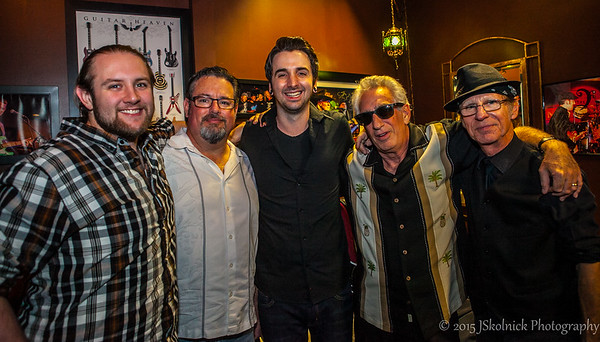 11/23/15 Mon Jam at the Funky Biscuit with Steve Laudicina and