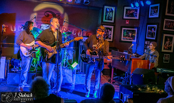 11/27/17 Mon Jam Biscuit All Stars and Jammers Bobby Nathan, Jon Zeeman, Nigel Mack and more