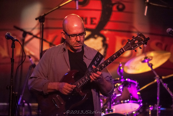 1/14/13 Mon Jam at the Funky Biscuit with guest Nuno Mindelis