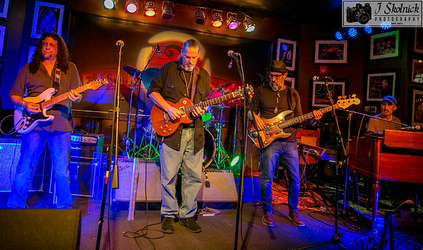 2/12/18 Mon Jam Biscuit AllStars and Jammers at the Funky Biscuit