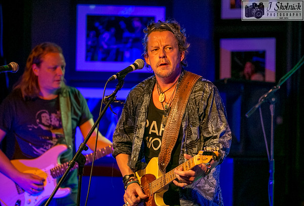 2/12/18 Mon Jam Ian Siegal Matt Schofield Biscuit All Stars at the Funky Biscuit