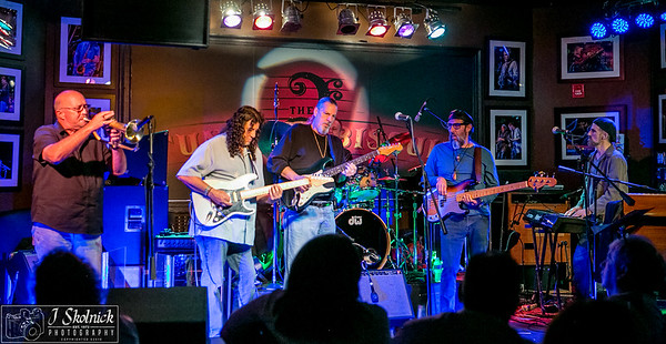 3/12/18 Mon Jam at The Biscuit Allstars Mark Telesca, Richie Schmidt, Drew Preston, Antony livoti, Tom Regis