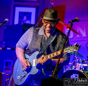 4/9/18 Mon Jam Biscuit Slam Allen Band, with Jeff Anderson and Don Castagno
