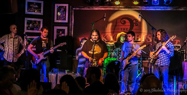9/27/15 School of Rock (Doors Set) at the Funky Biscuit