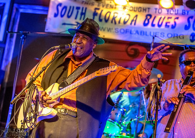 5 21 17 Joey Gilmore South Florida Blues Society Guitar Showcase at the Funky Biscuit