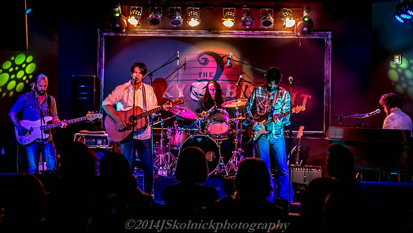 2014 1 /26 THE BAND OF HEATHENS at the FUNKY BISCUIT