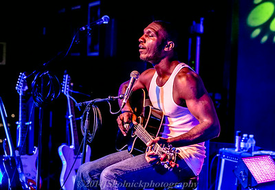 2014 2/21 CEDRICK BURNSIDE AT THE FUNKY BISCUIT