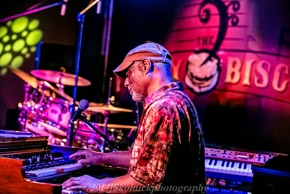 2014 2/22 IKE STUBBLEFIELD AT THE FUNKY BISCUIT WITH JEFF PRINE AND MATT CALDERIN