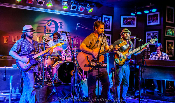 2014 5/15 HONEY ISLAND SWAMP BAND AT THE FUNKY BISCUIT