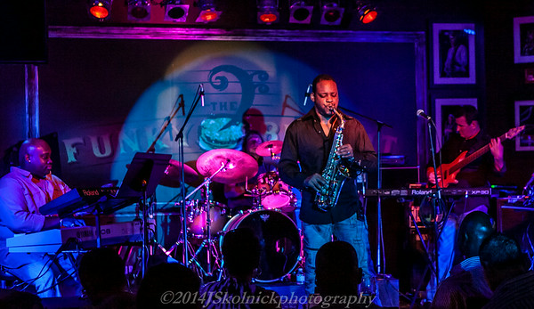 2014 7 /19 Jackiem Joyner at The Funky Biscuit