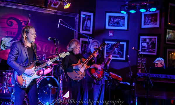 2014 7/12 Matt Schofield and Jeff Prine Group at the Funky Biscuit