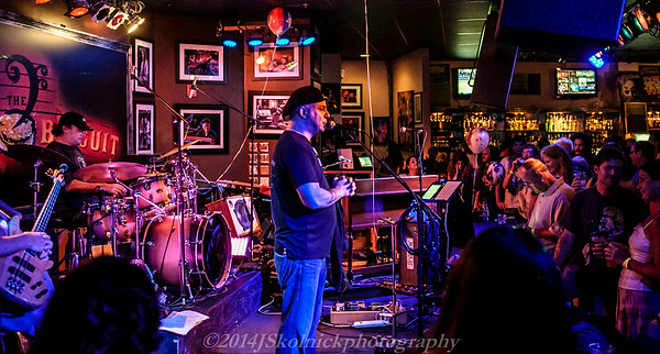 2014 8/1 Jerry Garcia Bday Celebration at The Funky Biscuit