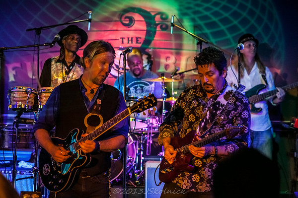 10/25/13 Royal Southern Brotherhood at the Funky Biscuit