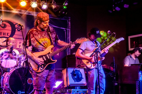 11/7/13 Crazy Fingers at the Funky Biscuit
