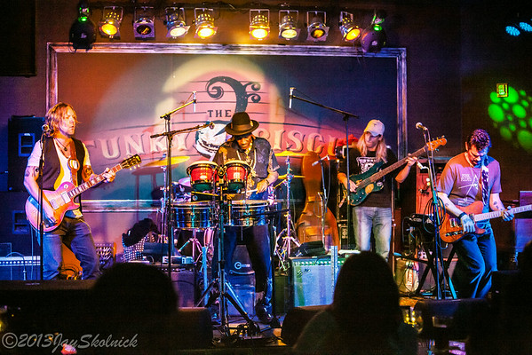 4/13/13 Royal Southern Brotherhood at The Funky Biscuit