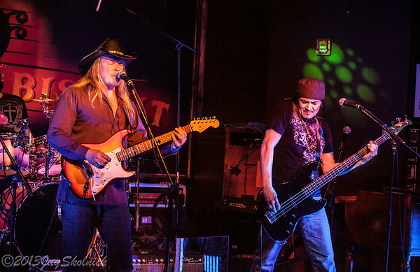4/28/13 Beat link Event with David Shelley and the Osceola Brothers at the Funky Biscuit