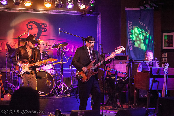 5/24/13 Blues Dragon and Josh Smith Band at the Funky Biscuit