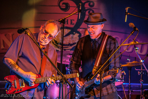 5/31/13 Jimmy Thackery and Hadden Sayers at the Funky Biscuit