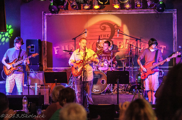 6/8/13 The Coral Springs Music School Event at the Funky Biscuit