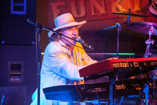 7/20/13 Jon Cleary at the Funky Biscuit