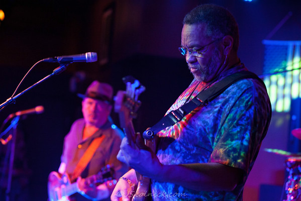 9/12/13 George Porter at The Funky Biscuit