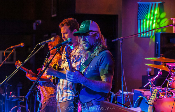 9/14/13 Honey Island Swamp Band at the Funky Biscuit