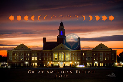 City Hall Eclipse
