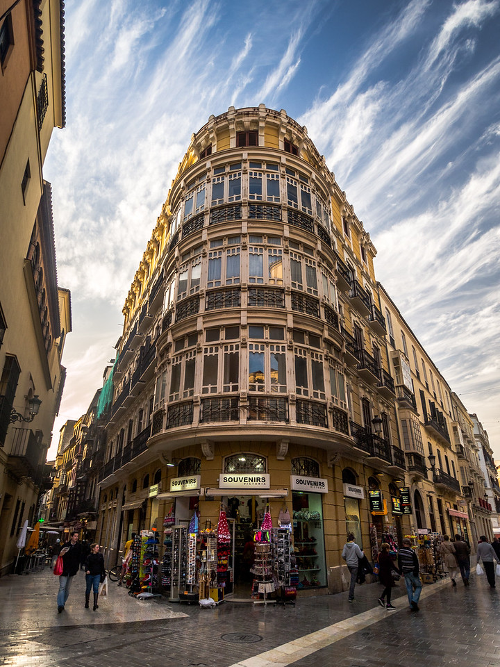 Corner House, Málaga