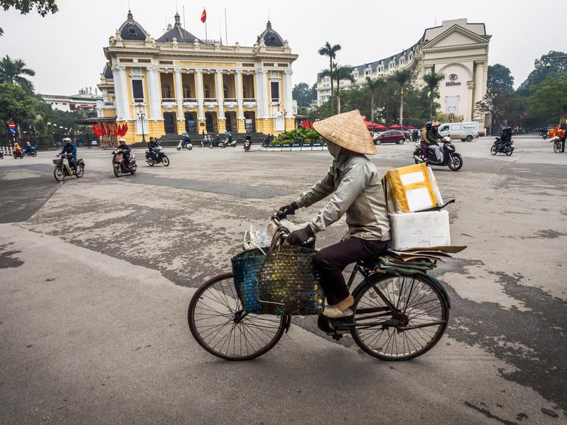Hanoi Opera, Vietnam