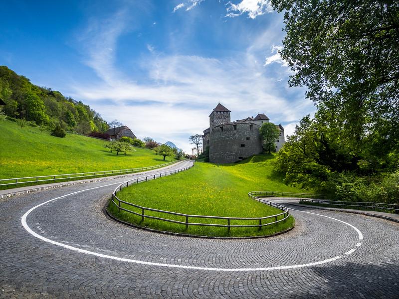 Around the Bend, Vaduz, Liechtenstein