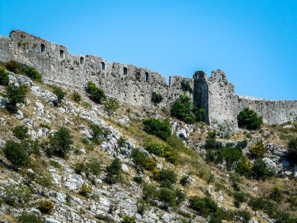 Ruins of Shköder Castle