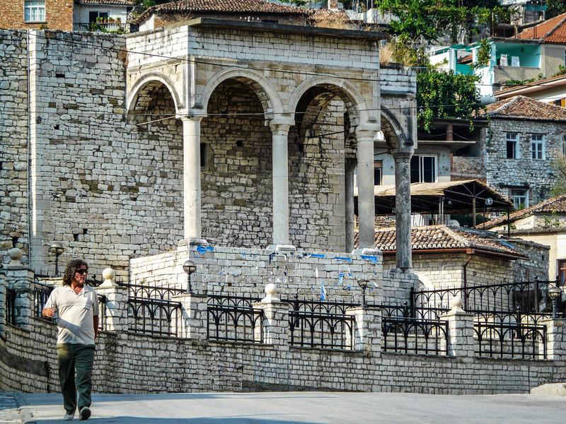 City Ruins, Berat
