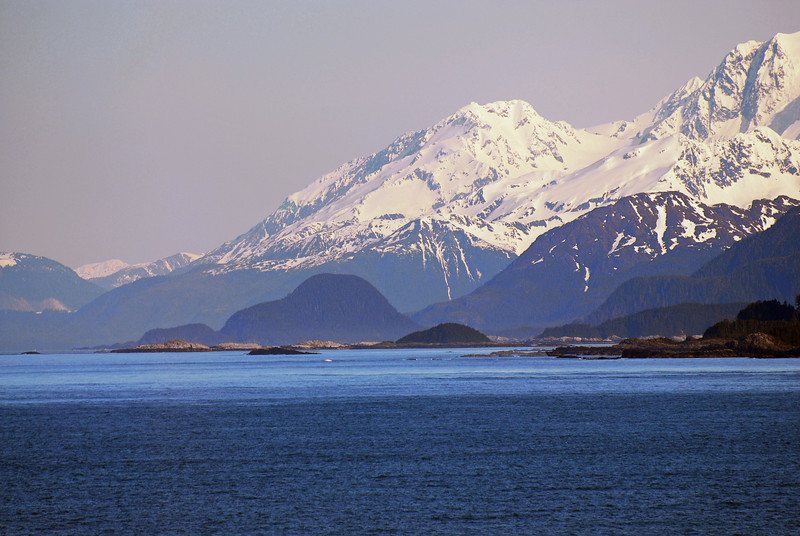This beautiful view down the coastline in Alaska caught my eye. Little did I know a few months later it would catch the eye of two authors. They selected it for an introduction into a chapter of their book.