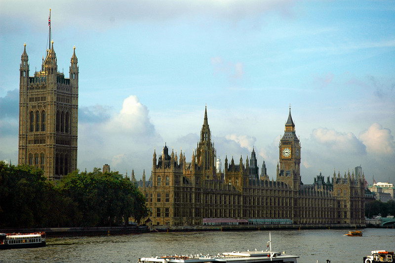 London's parliament