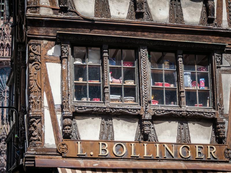 Bollinger House, Strasbourg