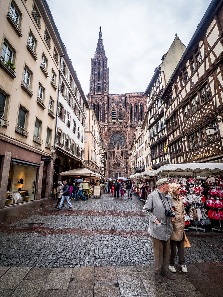 Tourists Lost, Strasbourg